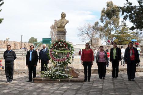 Rinde IEEZ homenaje al General J. Jesús González Ortega   horus   Scoop.it