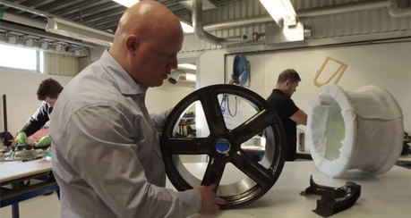 Koenigsegg – Carbon Fiber Wheels | Heron | Scoop.it