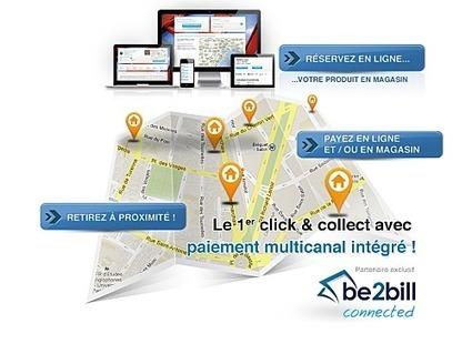 Vu sur le salon shop Innovation : la 1ère appli click and collect avec paiement intégré. | veille | Scoop.it