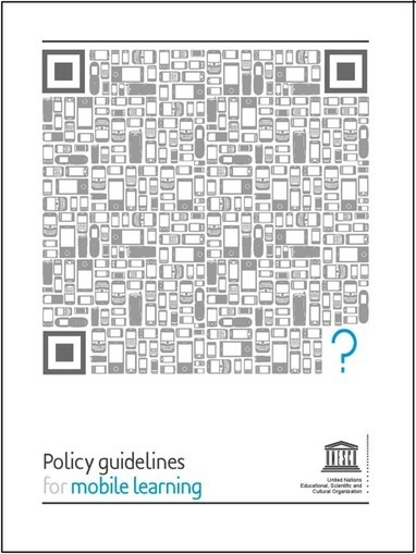 UNESCO Mobile Learning Week 2013 - free resources - moblearn | Mobile Learning Tech | Scoop.it