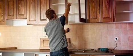 Kitchen Refurbishment & Restoration in Edinburgh - CityFairTrades   Edinburgh Refurbishment Services   Scoop.it