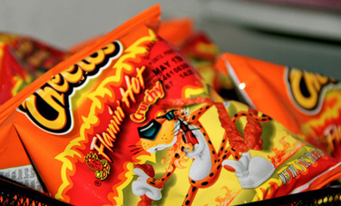 Spicy Cheetos Are Hospitalizing Kids | Troy West's Radio Show Prep | Scoop.it