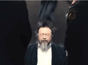 "Here's Ai Weiwei's Music Video For ""Dumbass,"" About His Prison Experience 