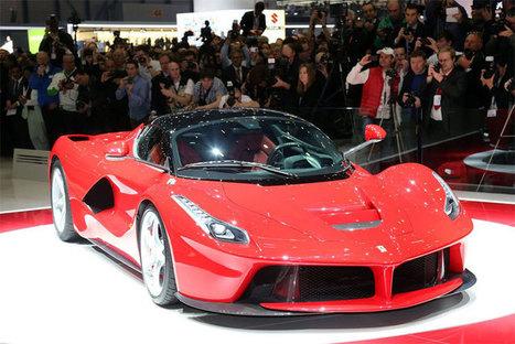 New 'Hyper Car' Market Is Latest Niche for Luxury Cars | Automotive brands | Scoop.it