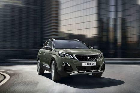 [En images] Peugeot mise sur son SUV avec une nouvelle version plus dynamique, le 3008 GT | Actualité PSA | Scoop.it