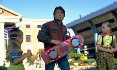Hey, McFly! Hoverboard available on Kickstarter for $10,000 | tech | Scoop.it