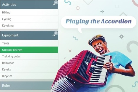 Playing the Accordion | JavaScript UI Widgets Library Webix | Scoop.it