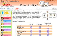 Dice Maker   IKT och iPad i undervisningen   Scoop.it