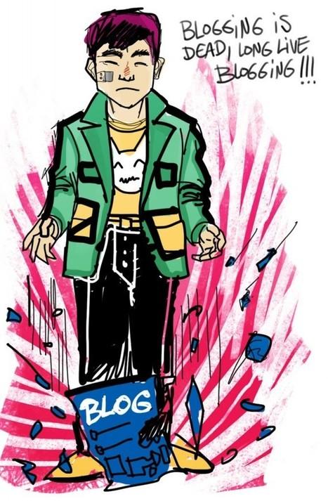Why the economics of blogging are diminishing | Mars Dorian | Public Relations & Social Media Insight | Scoop.it