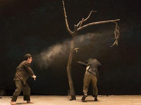 Godot, la ballade des sans-temps | Revue de presse théâtre | Scoop.it