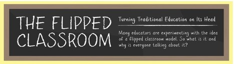 The Flipped Classroom Defined | MindShift | Flipping a Class | Scoop.it