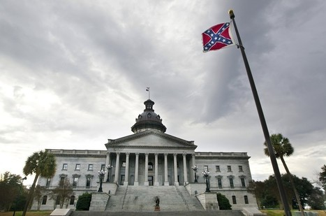 Take Down the Confederate Flag—Now | 12 English | Scoop.it