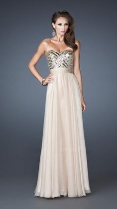 2013 Nude Sequins La Femme 18518 Long Prom Dresses [cheap nude long prom dresses] - $183.90 : lafemme2013outlet.com | long prom dresses | Scoop.it