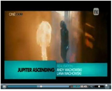 Ciné Zoom - Ciné FX   Jupiter Ascending - TV & Web Coverage   Scoop.it