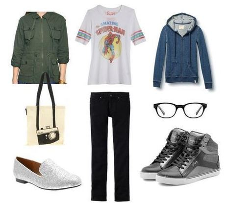 Geek Chic: Fashion Inspired by The Amazing Spider-Man – College Fashion | Geek Chic | Scoop.it