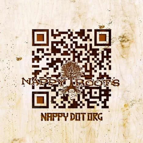 Nappy Roots & QR-Code cover art | Designer Qrcodes | Scoop.it