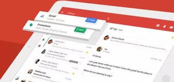 Llega la versión 5.0.3 de Gmail para iOS, más rápido, más vistoso y más inteligente   Ojo Android   Scoop.it