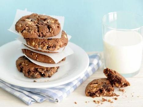 10 Diabetes-Friendly Cookie Recipes - Prevention.com | Cookie Making Day Recipes | Scoop.it