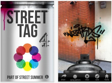 Augmented Reality Tagging – iPhone App | Urban Artcore | Augmented Reality News and Trends | Scoop.it