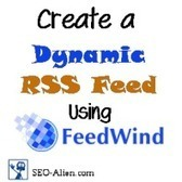 Creating a Scrolling RSS Feed on a Post or Widget | Allround Social Media Marketing | Scoop.it