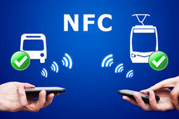 "NFC : 3,5 millions de smartphones sans contact ""Cityzi"" en France 