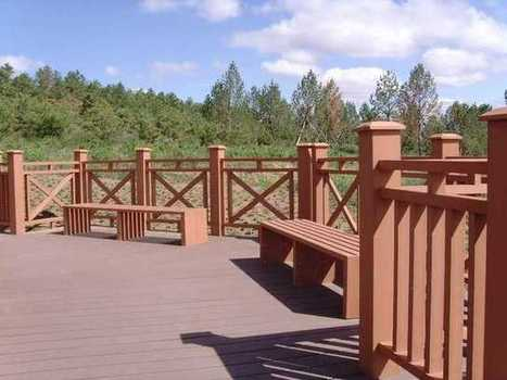 Get Attractive & Eco-Friendly Composite Wood Decking @InnoDeck   Composite Decking and Railing   Scoop.it