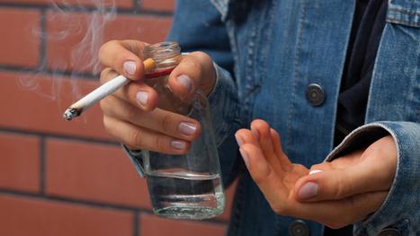 Droga e alcol: le dipendenze negli adolescenti, riconoscerle e curarle | Ok Salute e Benessere | Centro Narconon Il Gabbiano | Scoop.it