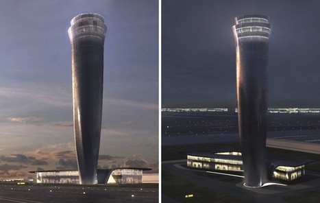 shortlist for traffic control tower at istanbul new airport | Inspired By Design | Scoop.it