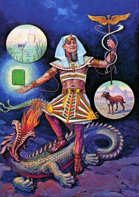 Doctrines of Hermes Trismegistus | promienie | Scoop.it