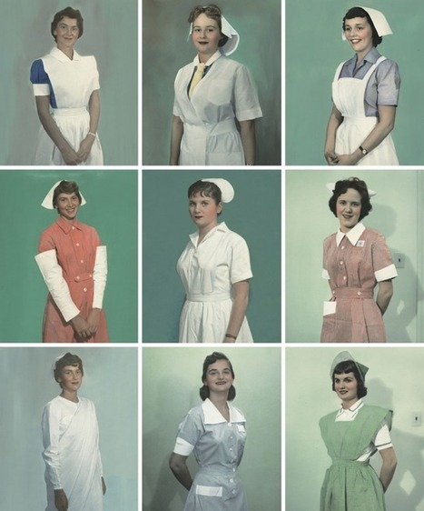 A Universal Code: Nurse Uniforms of All Nations   Navigate   Scoop.it