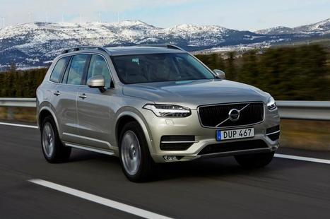 Volvo's plan to bring a GP into your car | Autocar | A bit of everything... | Scoop.it