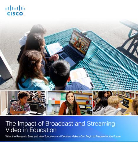 [PDF] The impact of broadcast and streaming video in education | Educação e tecnologias digitais | Scoop.it