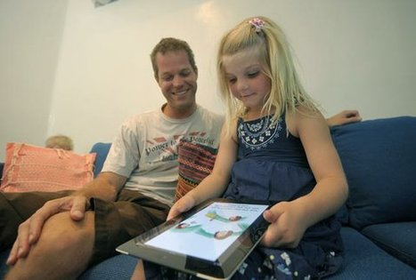 The Santa Barbara Independent The 21st Century Children's Book | Publishing Digital Book Apps for Kids | Scoop.it