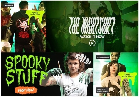 Eight brands making the most out of Halloween | Marketing in digital | Scoop.it