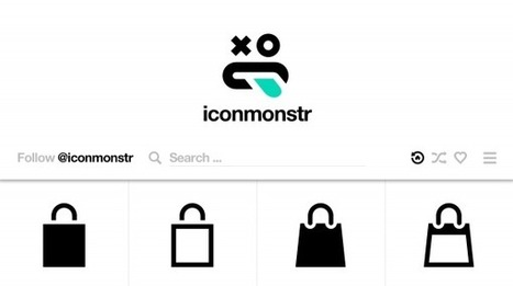 10 Best Places to Find Free Icons and Image Assets Online | Building a Web Presence | Scoop.it