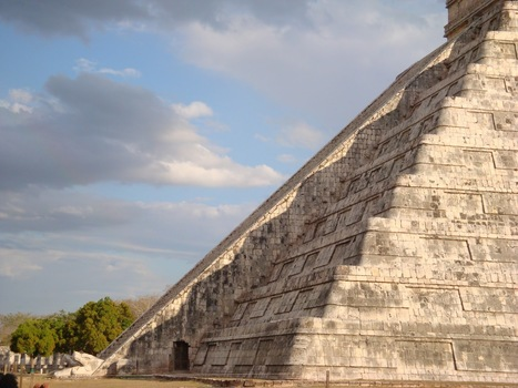 Archaeologists confirm Chichen Itza pyramid used in astronomy | The Archaeology News Network | Merveilles - Marvels | Scoop.it