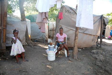Haïti: l'épineux problème du relogement des sinistrés du séisme   Action humanitaire dans le monde et ONG   Scoop.it