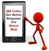 QR Codes Get Better Response for Direct Mail | Allround Social Media Marketing | Scoop.it