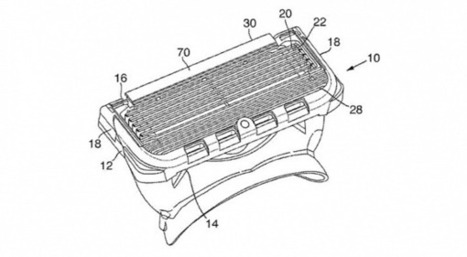 Gillette Employs 3D Printing in Razor Cartridge Method Patent | Additive Manufacturing News | Scoop.it