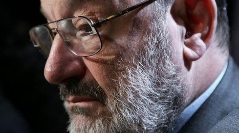 Vale Umberto Eco, Italian philosopher, best-selling author and man of many talents   12engextnewscull   Scoop.it
