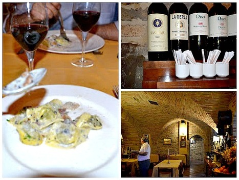 Le Marche:  Aromas, Flavors, Food, and Wine | Hideaway Le Marche | Scoop.it
