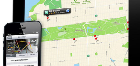 After Apple's Apology, What's Next For iOS 6 Maps? | Marketing Done Right | Scoop.it