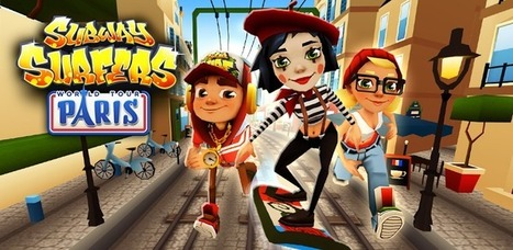 Subway Surfers v1.26.0 apk [Mod Unlimited] | Android Games | Scoop.it