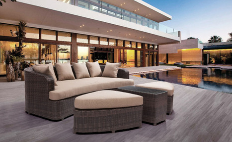 Create the Perfect Outdoor Living Area with Stylish Outdoor Furniture Sets | Furniture | Scoop.it