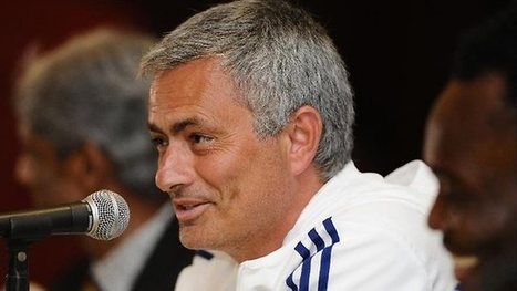 Mourinho considered England job - Fox Sports | Football | Scoop.it