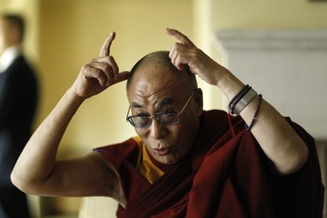 The Brains of the Buddhists | Jan Servaes | Scoop.it
