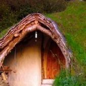 Fabriquer sa cahute de Hobbit pour 3000 £ - Actualitté.com | éco-hameaux, écoquartiers et villes durables | Scoop.it