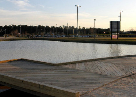 Coquille Sports Complex splash pad, fishing pier to open in May ... | Sports Facility Management 4080632 | Scoop.it