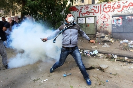 Egypt in Chaos as Protesters Call for Military Council to Transfer Power   Coveting Freedom   Scoop.it