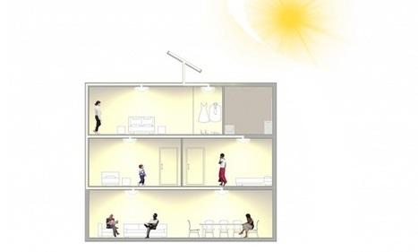 [innovation] Eclairage : Echy éclaire avec de la fibre optique | Mon journal | Scoop.it